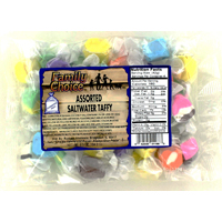 ASSORTED TAFFY 8 OZ
