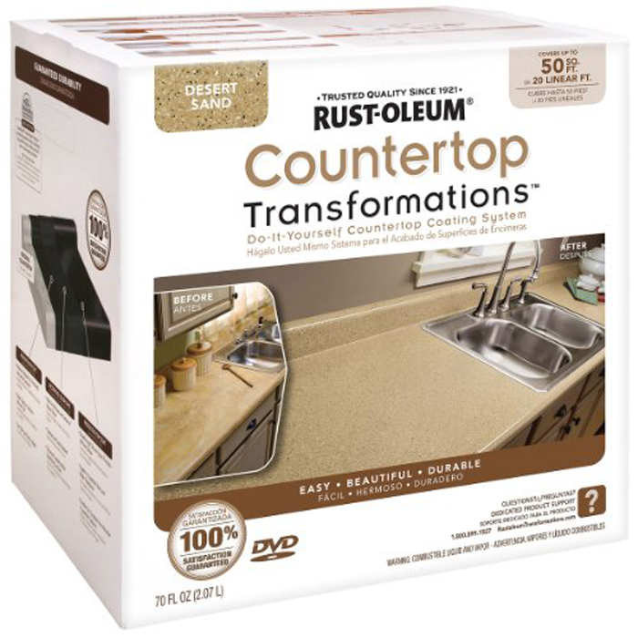 258286 DESERT SAND COUNTER KIT