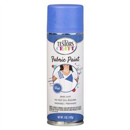 344363 SP BLUE FABRIC PAINT