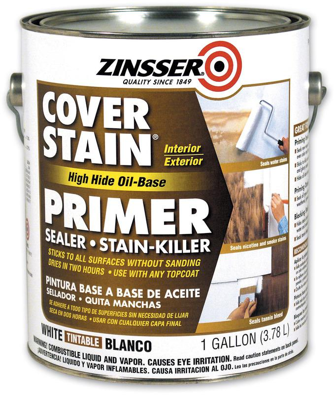 03551 1 Gallon High Hide Cover stain