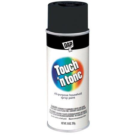 Spray Paint Flat Black Enamel