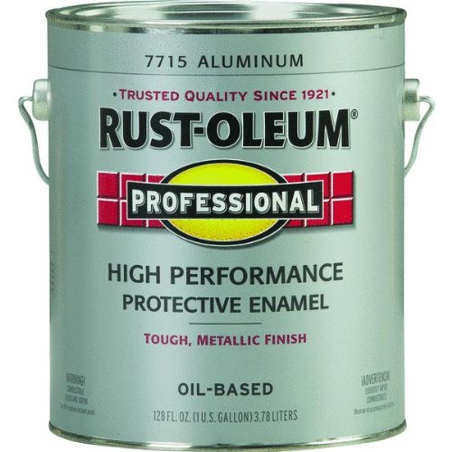 1 GALLON ALUMINUM METALLIC PAINT