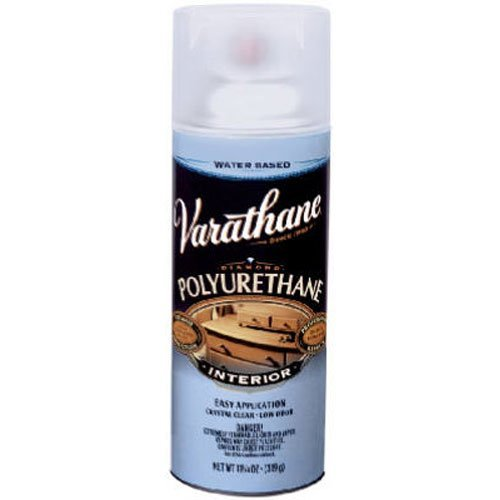 Spray Paint Gloss Interior Polyurethane
