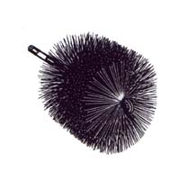 16906 6 IN. RD POLY CHIMNEY BRUSH