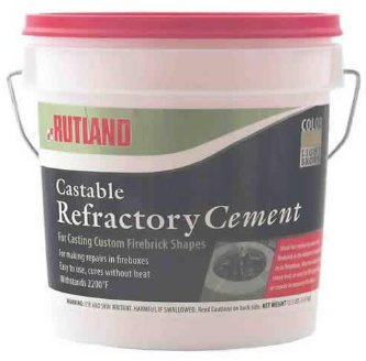 600 CASTABLE REFRACTORY CEMENT