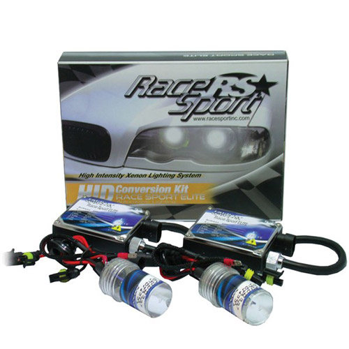 RS 9004 6K HID AC Regular Ballast Kit