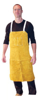 "Radnor+ 24"" X 30"" Leather Bib Apron"