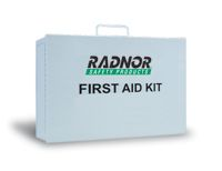Radnor+ Empty Two-Shelf 10 Person Mobile Utility First Aid Kit