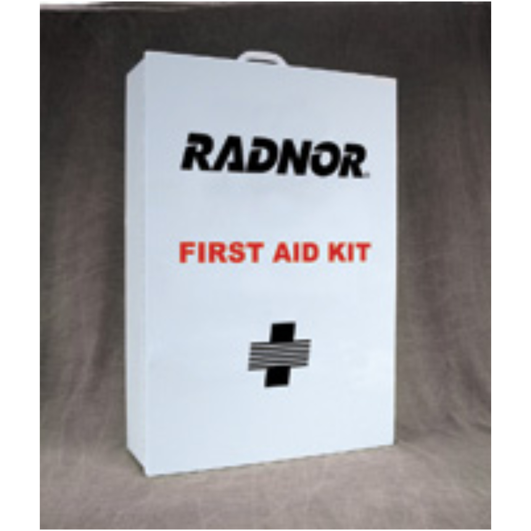 Radnor+ 100 Person Bulk Sturdy Metal First Aid Cabinet