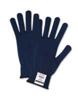Radnor+ Blue ThermaStat+ Polyester Insulating Cold Weather Gloves With Knit Wrist