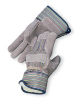 Radnor+ Large Pile Lined Cold Weather Gloves With Safety Cuffs