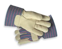 Radnor+ Large Thinsulate+ Lined Cold Weather Gloves With Safety Cuffs