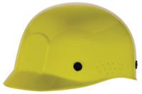 Radnor+ Yellow Polyethylene Bump Cap  With Adjustable Headband