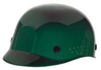 Radnor+ Green Polyethylene Bump Cap  With Adjustable Headband