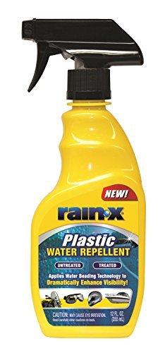 *PLASTIC WATER REPEL 12OZ