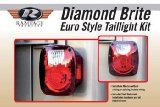 Euro Style Tail Light Kit