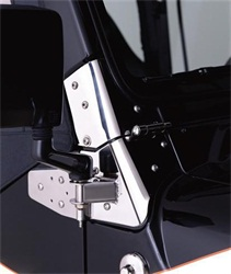 WINDSHIELD HINGE PAIR