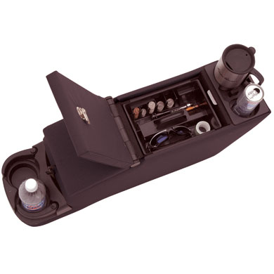 Deluxe Locking Center Console