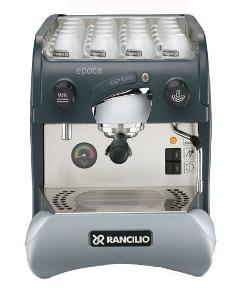 Epocha ST 1 Semi-Automatic Single Group Espresso Machine with Integral Water Tank