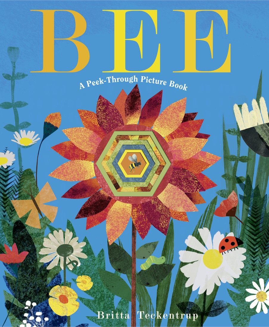 Bee (peek-through picture book)