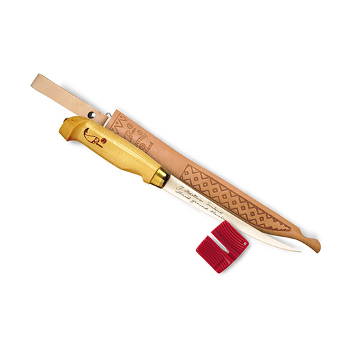 Rapala 9 inch Fish n Fillet Knife w Sharpener and Sheath