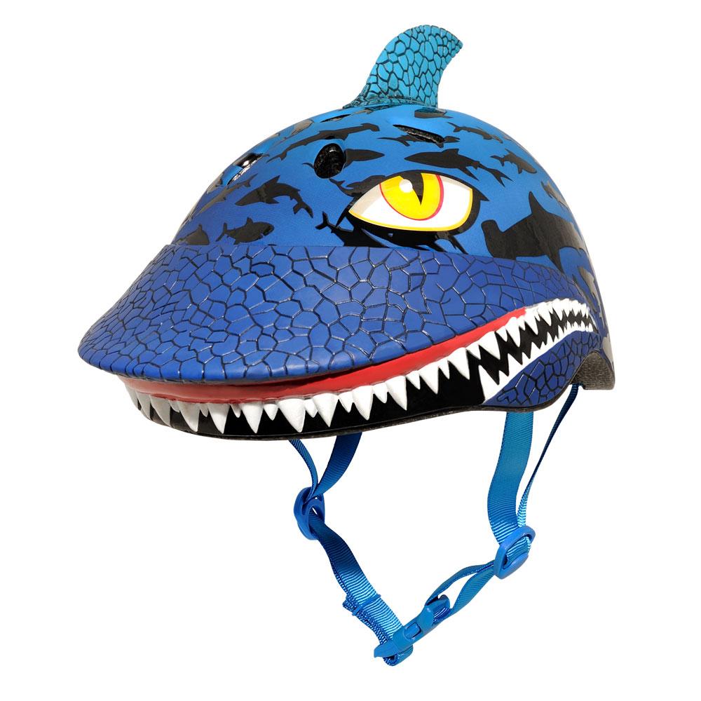 Blue Shark Attax Helmet