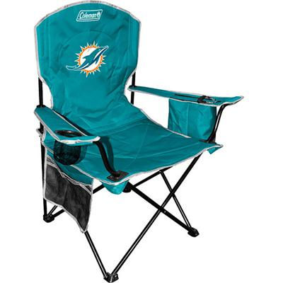 NFL Cooler Quad Chair MIA