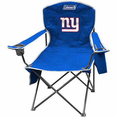 NFL Cooler Quad Chair NYG