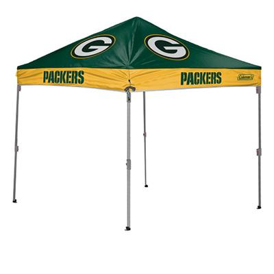 NFL 10x10 Canopy GB Packers