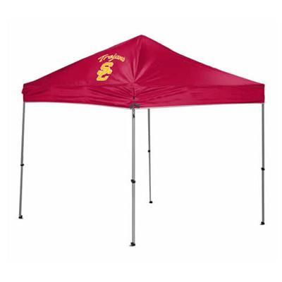 NCAA 9x9 Straight Leg Canopy USC
