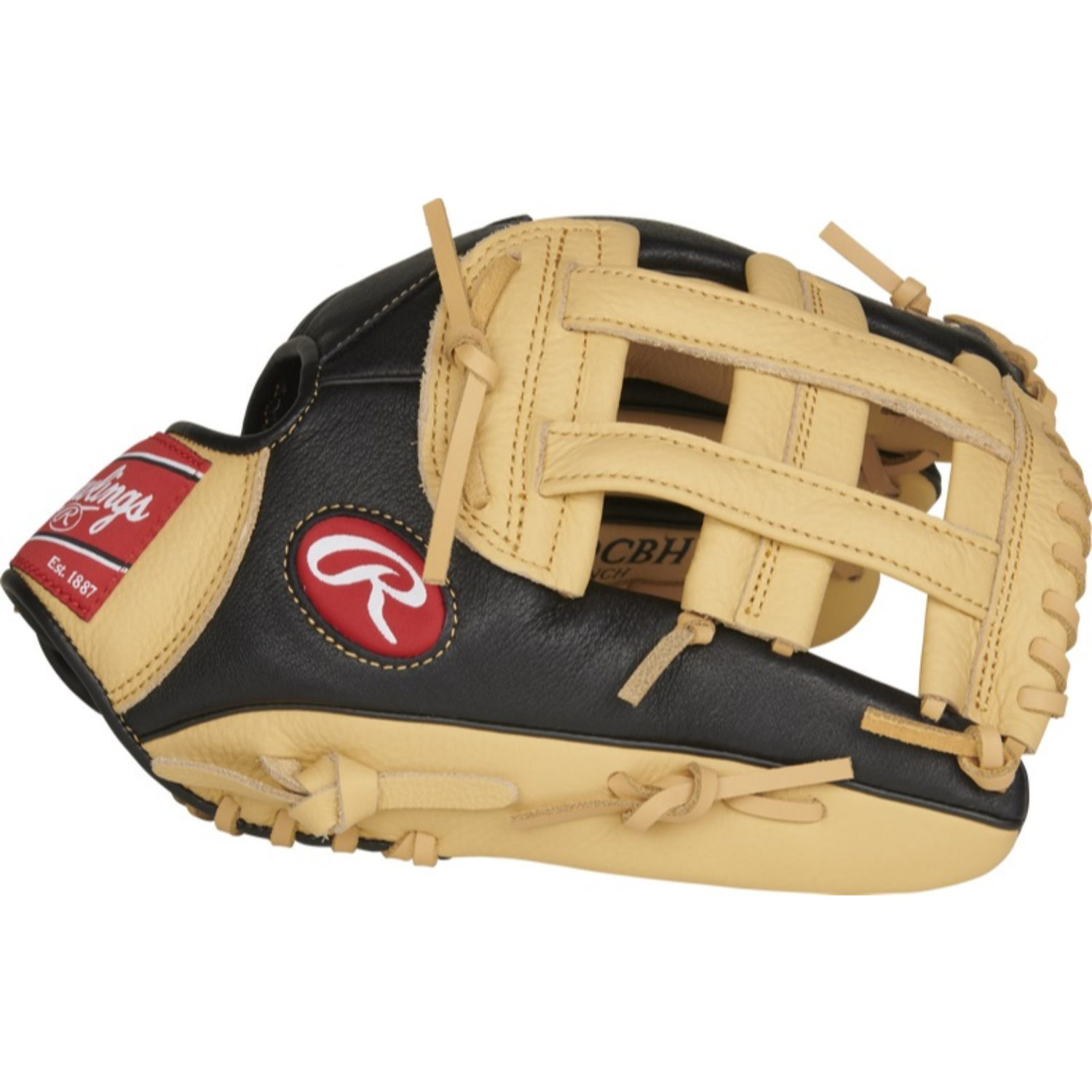 Rawlings 12 inch Prodigy Youth RH Outfield Glove