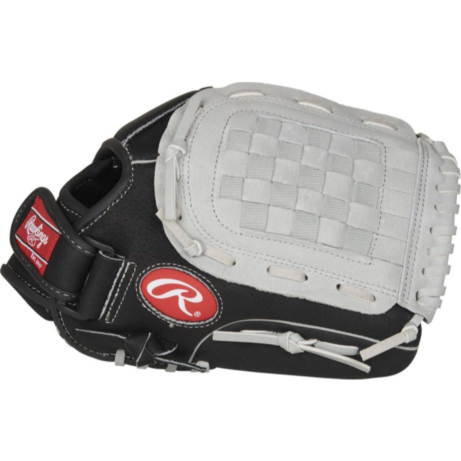 Rawlings 11.5 In Sure Catch Youth Infield Outfield Glove RH