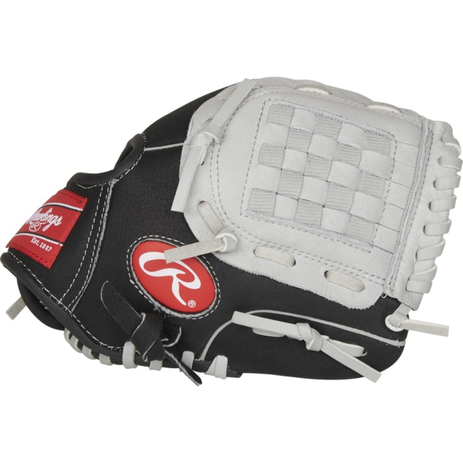 Rawlings 9.5 In Sure Catch Youth Infield Pitchers Glove RH