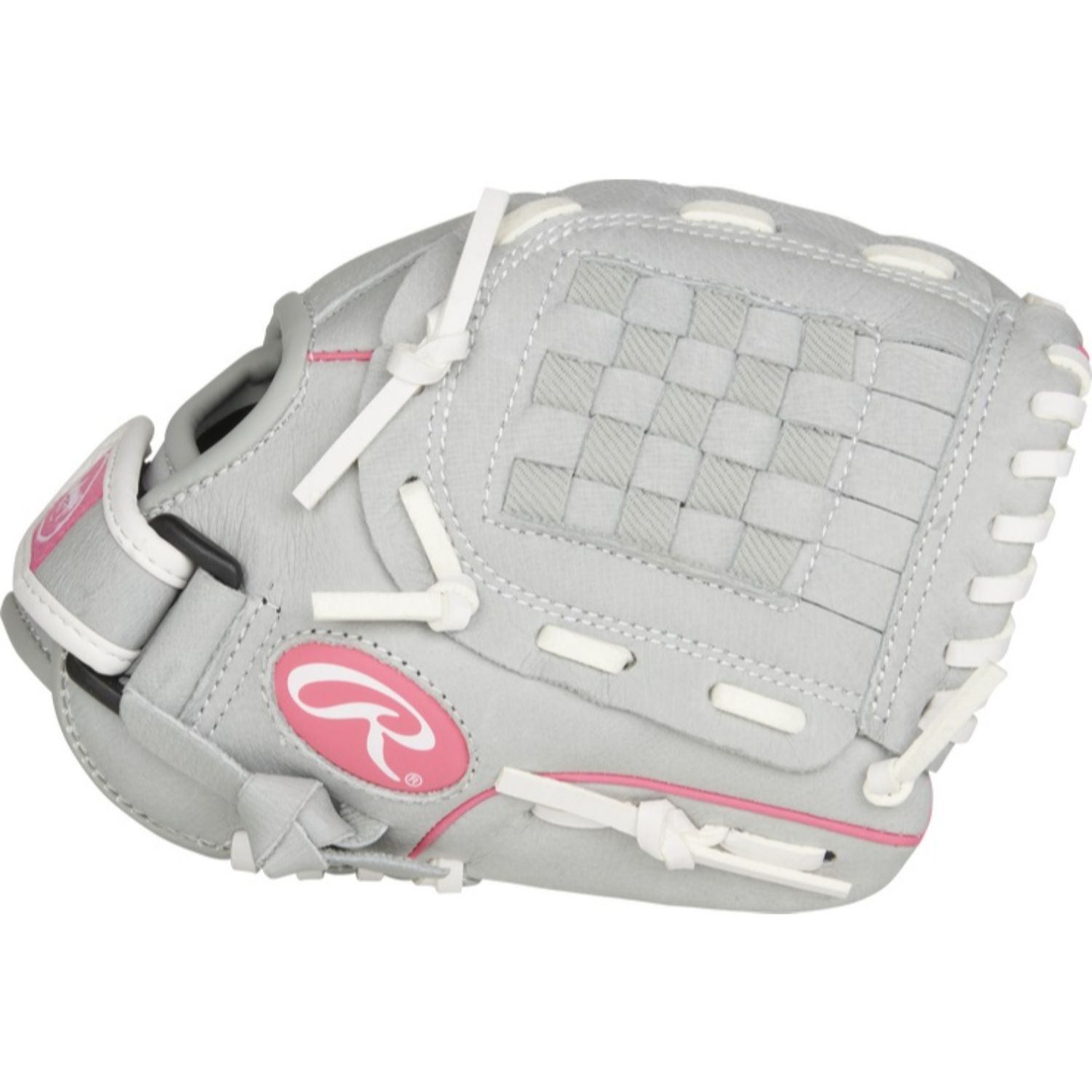 Rawlings Sure Catch 10.5 In Youth Sofball Glove LH