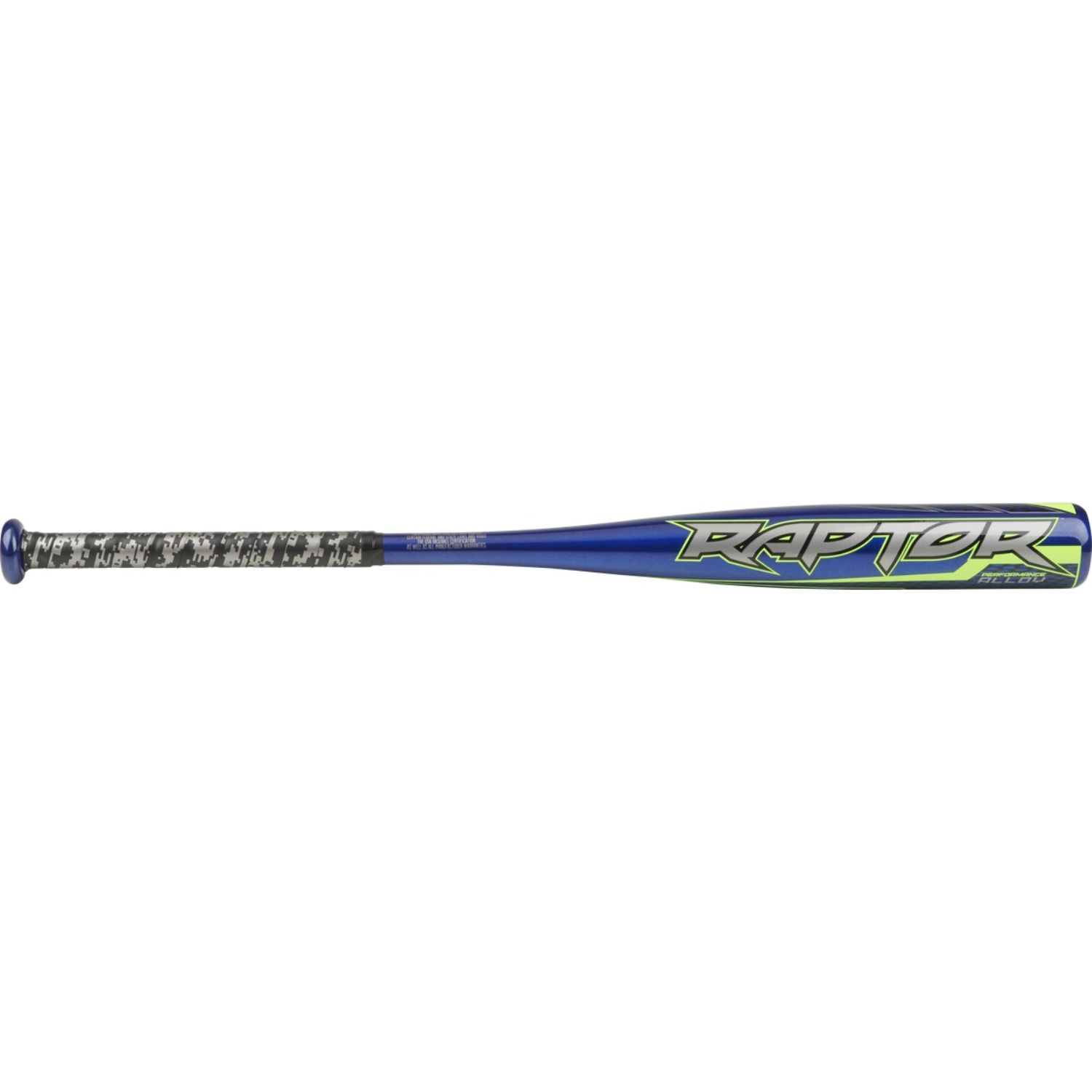 Rawlings 2020 Raptor 28 in 18 oz Youth USA Bat -10