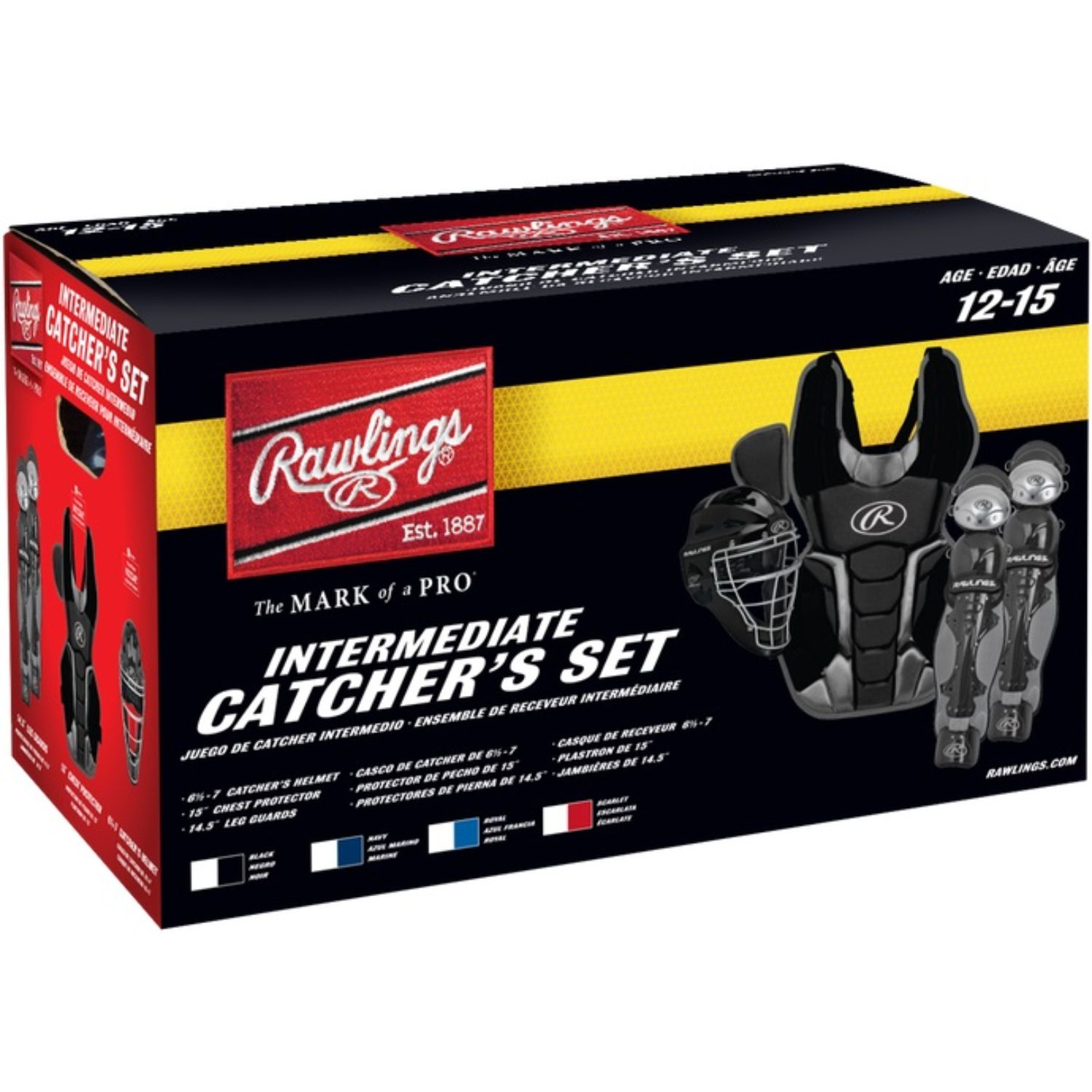 Rawlings Renegade Youth Catchers Set Ages 12-15 Years