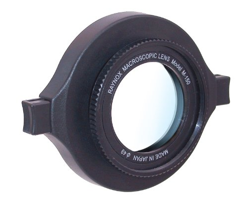 Raynox DCR-150 Snap-On Macro Lens