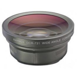 Raynox DCR-731 0.7x Wide Angle Lens