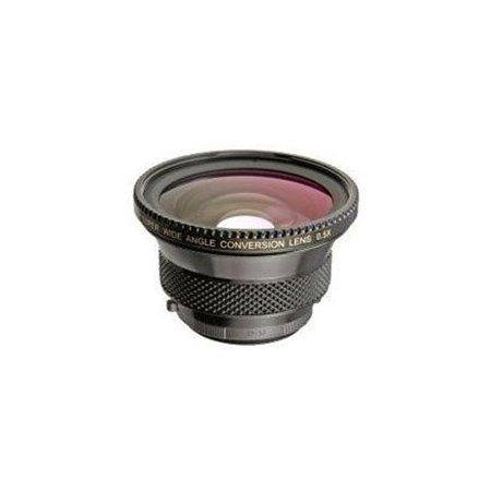 Raynox HD-5050PRO 0.5x HD Super Wide Angle Lens Black