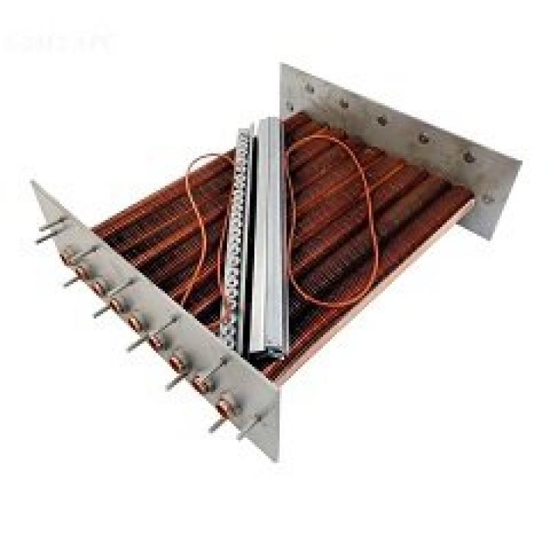 Tube Bundle, Heat Exchanger, Gas Heater, Raypak, R266A, R267A