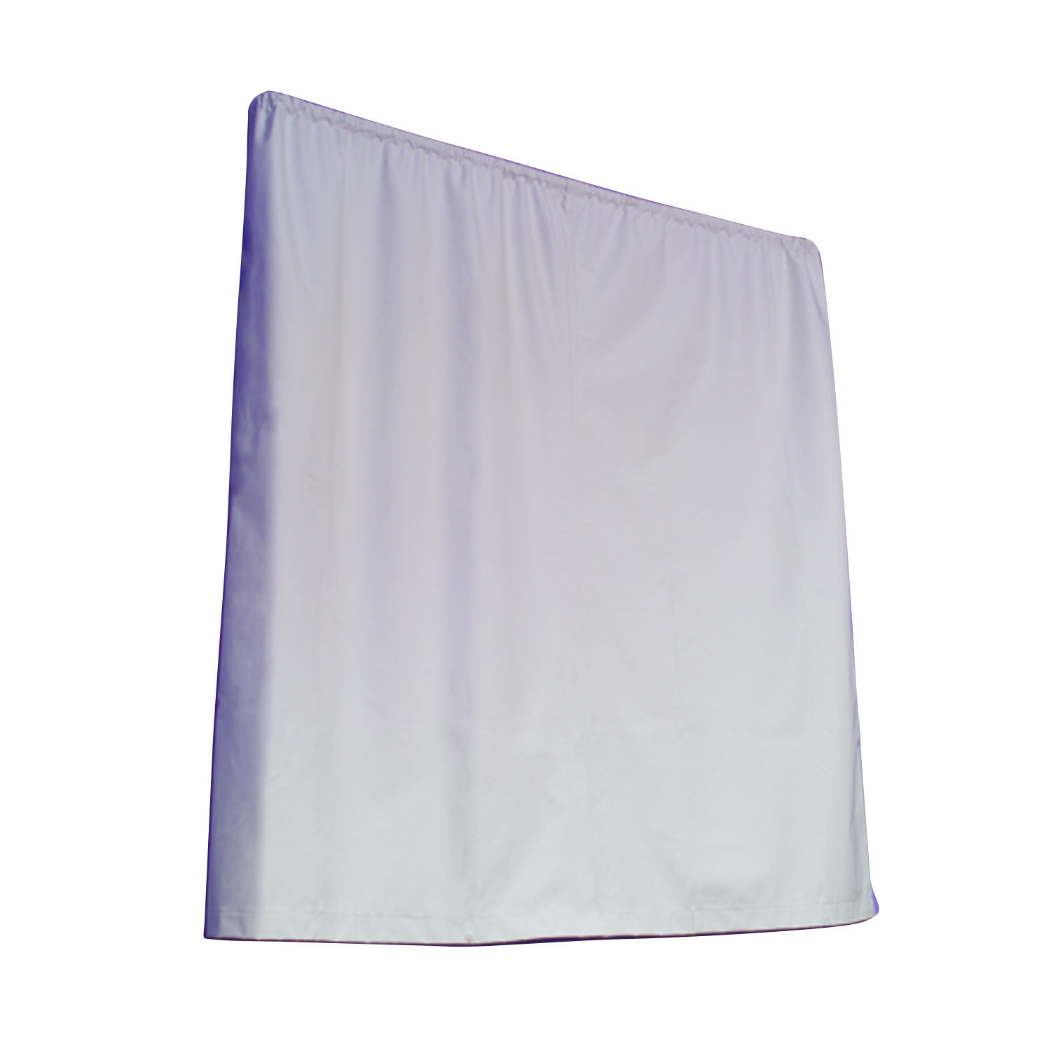 Nursery Drapery Liner Total Light Control Blockout Shade - Cream - 60""