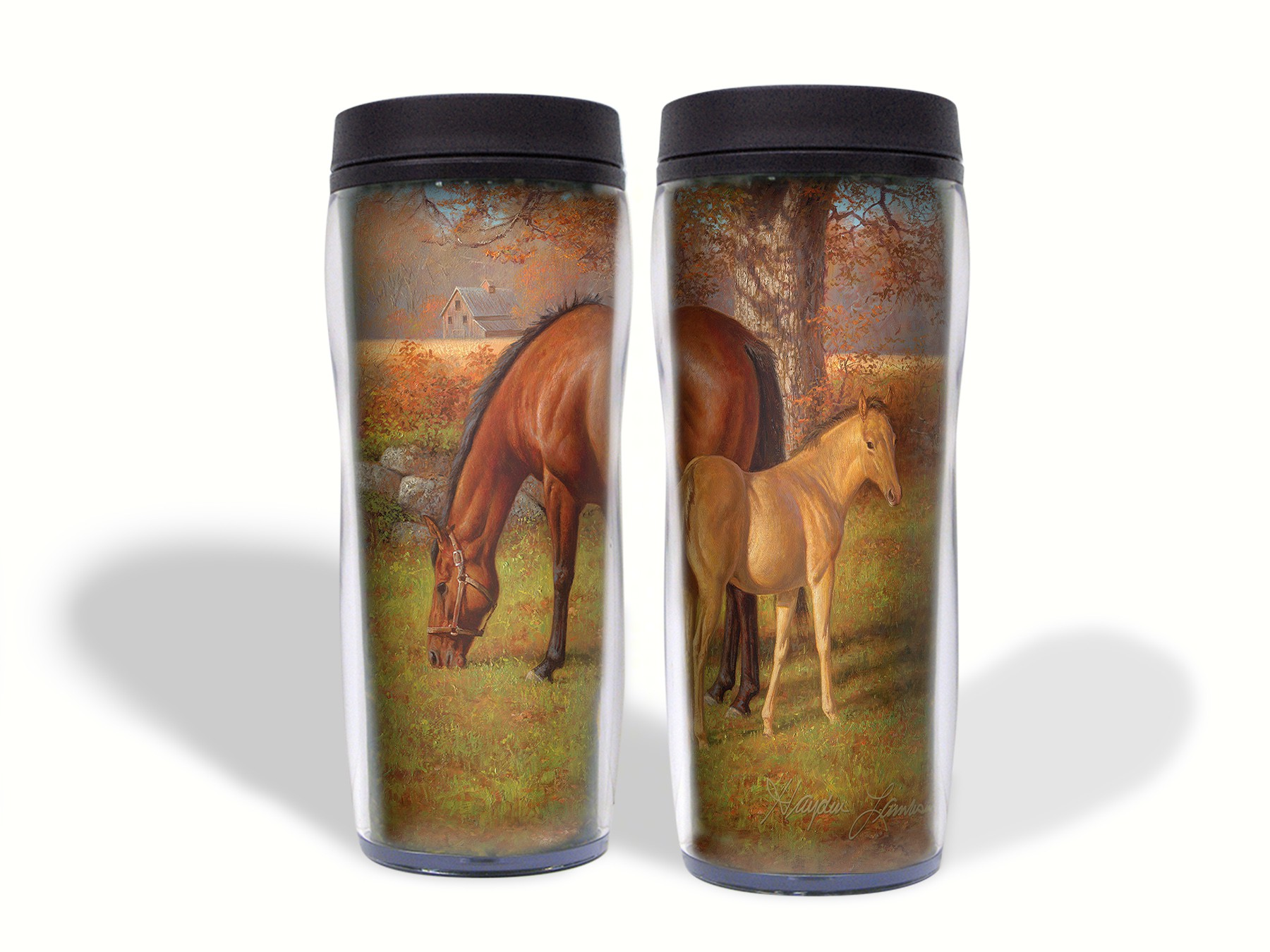 A Proud Heritage 16 oz. Travel Mug
