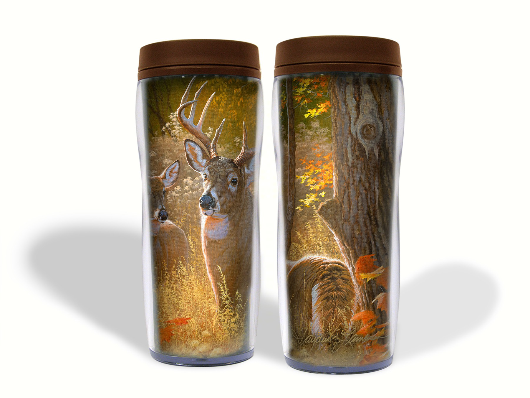 Secret Rendevous 16 oz. Travel Mug