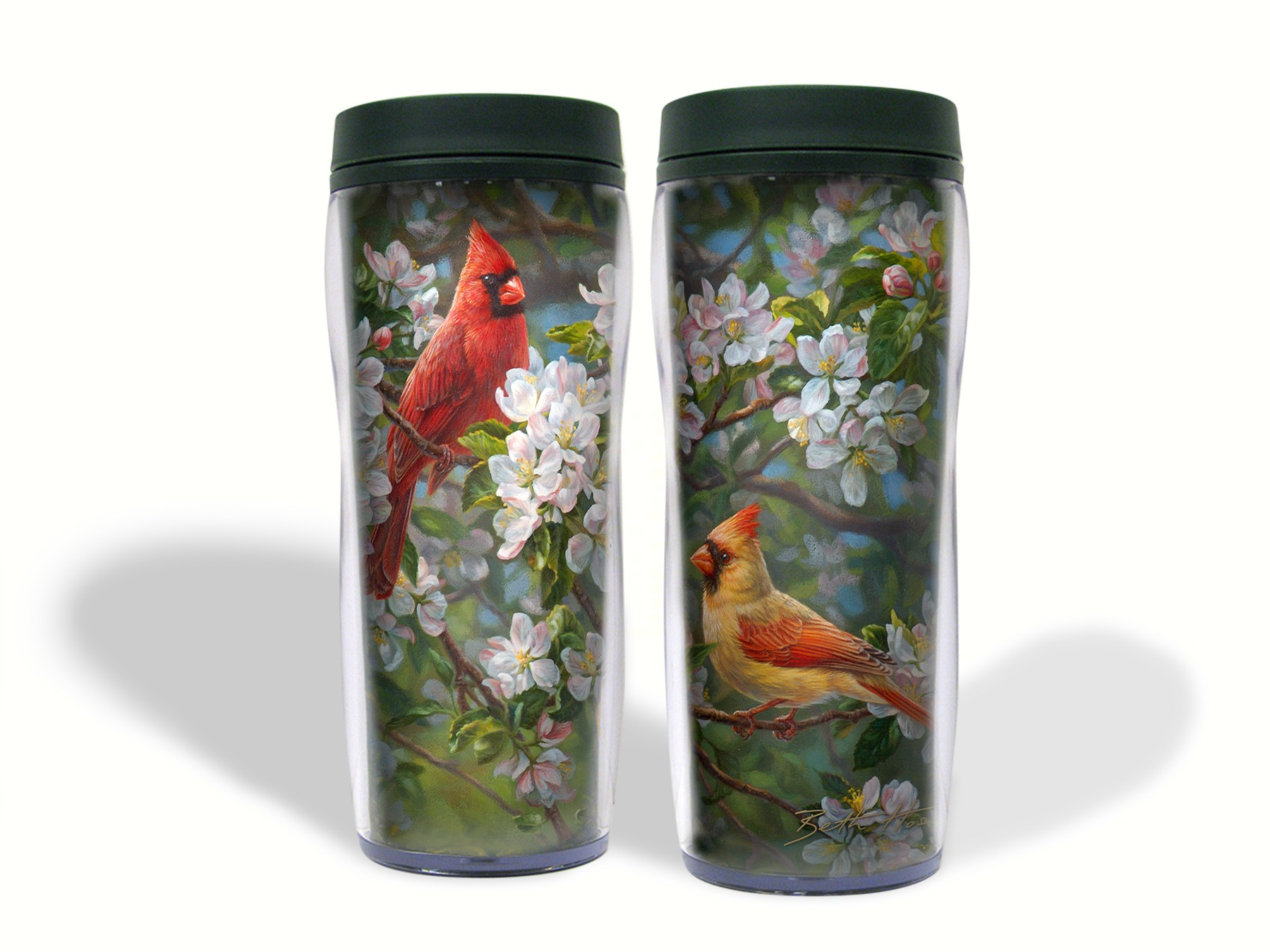 Orchard Romance 16 oz. Travel Mug