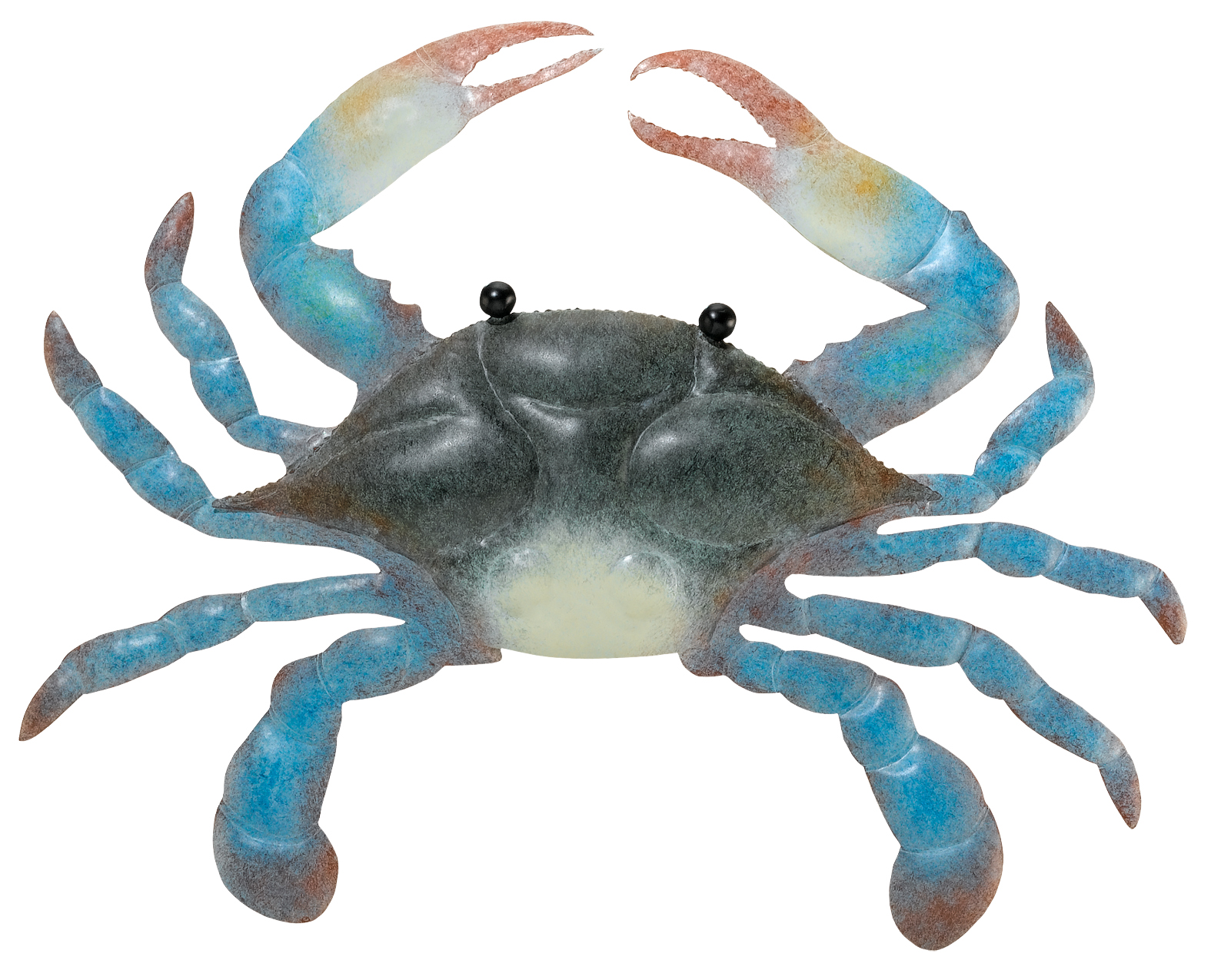 Blue Crab Wall Decor