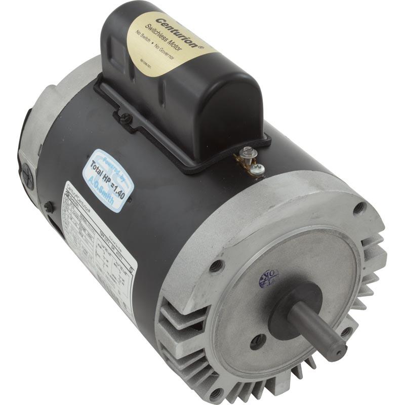 Motor, Keyed, 56C, Century, 1.0 HP, Full Rate, 115/230V, 14.4/7.2 Amp