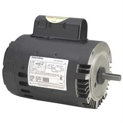 Motor, Keyed, 56C, Century, 1.5 HP, Full Rate, 115/230V, 18.4/9.2 Amp