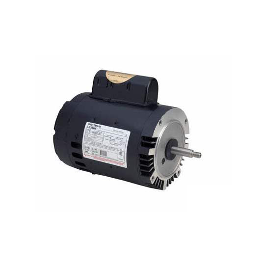 Motor, Threaded, 56J, Century, 3.0 HP, Full Rate, 230V, 14.1 Amp