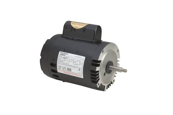 Motor, Threaded, 56J, Century, .75 HP, Up Rate, 115/230V