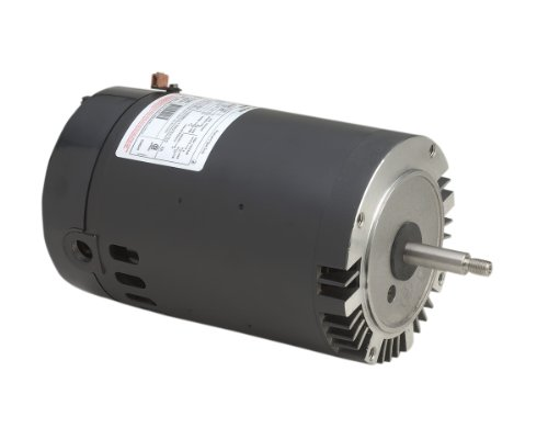 Motor, Threaded, 56J, Century, 1.0 HP, Up Rate, 115/230V